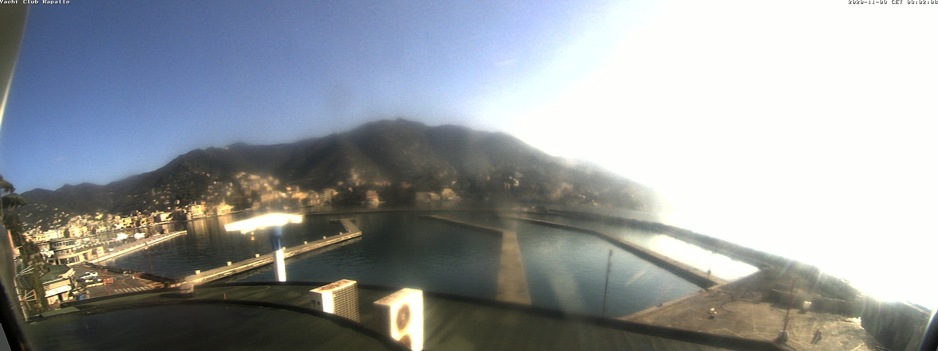 Webcam Rapallo, Porto - Yacht Club Rapallo